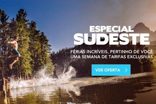 Promoção Especial Sudeste Zarpo