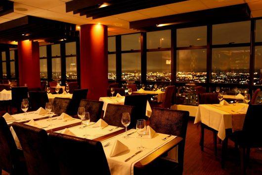 Restaurante Terrazza 40 - Curitiba - PR