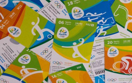 Ingressos Olimpíadas 2016