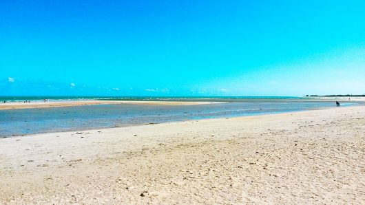 Lagoas da Praia de Paripueira - Maceió - AL