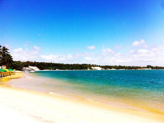 Praia do Gunga - Maceió - AL