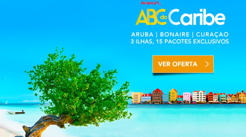 Promoção ABC do Caribe Zarpo