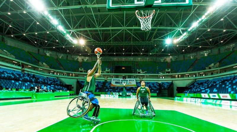Arena Carioca 1 - Olimpíadas 2016