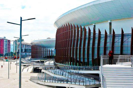 Arena Carioca 2 - Olimpíadas 2016