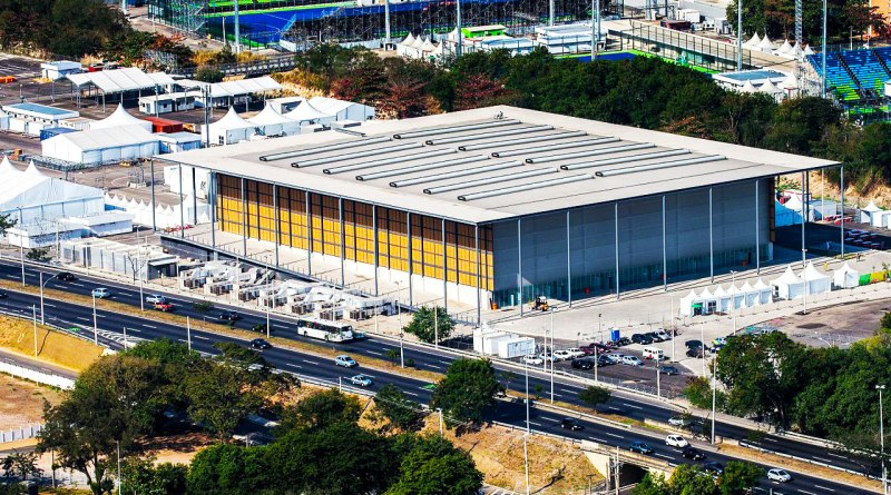 Arena da Juventude - Olimpíadas 2016