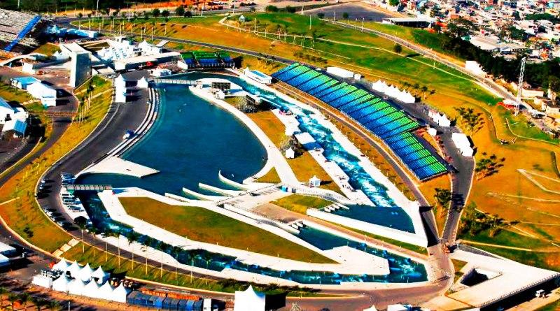 Estádio de Canoagem Slalom - Olimpíadas 2016