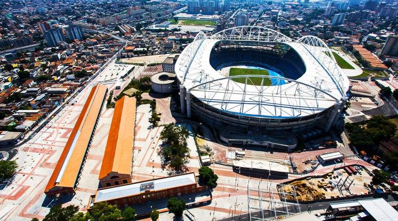 Estádio Olímpico João Havelange - Olimpíadas 2016