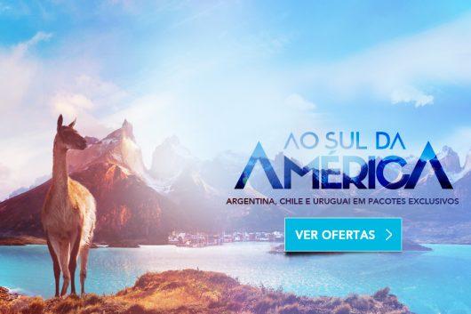 Promoção Ao Sul da América Zarpo