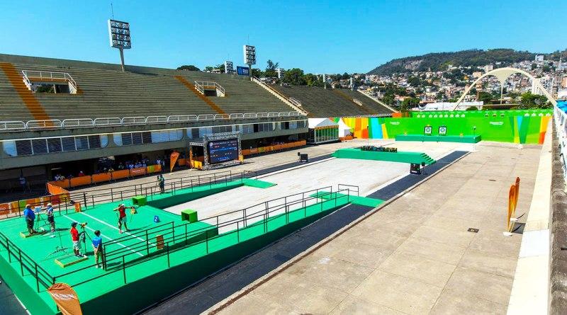 Sambódromo - Olimpíadas 2016