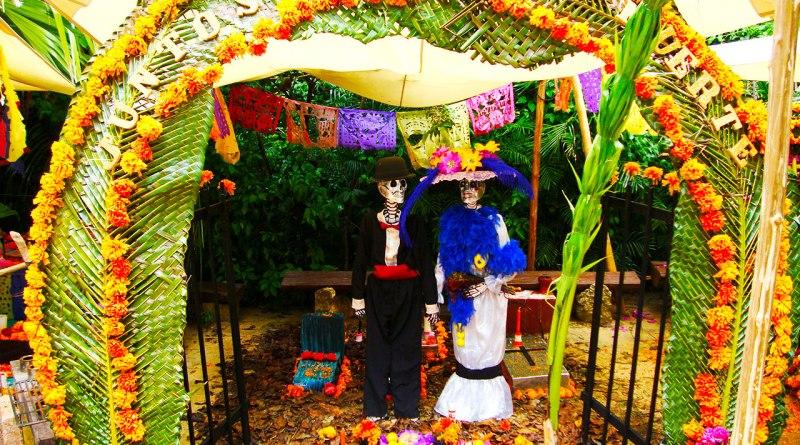 Feriado finados 2016 - Cancún - México