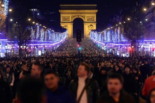 Réveillon em Paris 2020