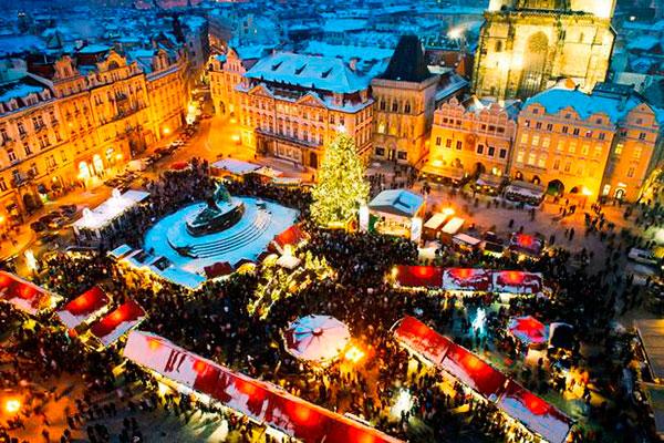 Natal em Praga - Passeios para o Natal