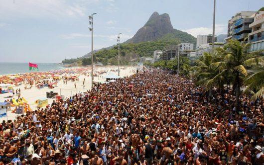 Blocos de rua do Rio de Janeiro