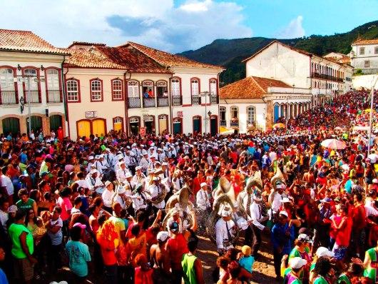 Carnaval de Ouro Preto 2019