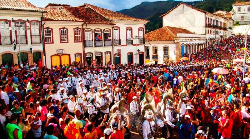 Carnaval de Ouro Preto 2017