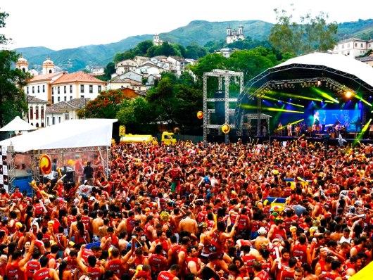 Carnaval das Repúblicas de Ouro Preto 2019