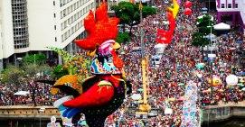 Galo da Madrugada - Carnaval de Recife - PE