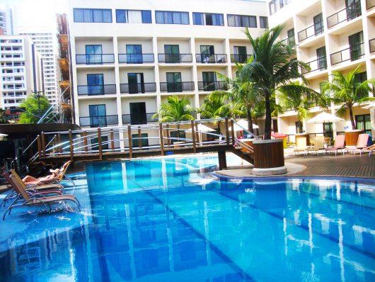 Hotel Mareiro em Fortaleza - CE