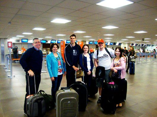 Viagem família - Fortaleza - CE