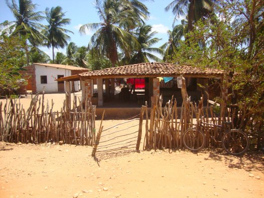 Casa passeio de jardineira Lagoinha