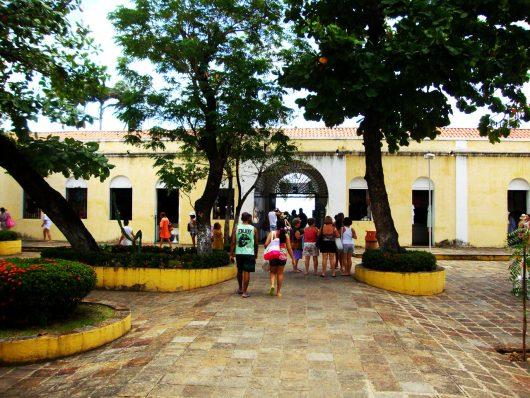 Centro de Turismo do Ceará - Fortaleza - CE