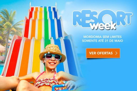Promoção Resort Week 2017 Zarpo