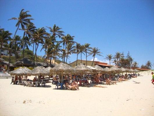 Quiosque Praia de Lagoinha