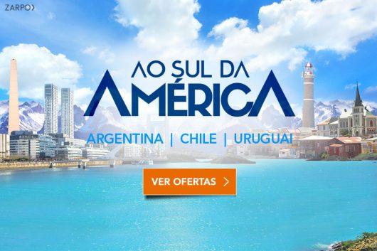 Promoção Ao Sul da América 2017 Zarpo