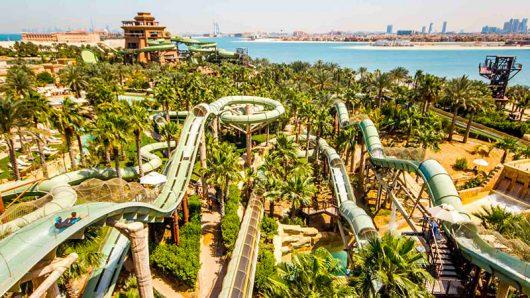 Aquaventure em Dubai