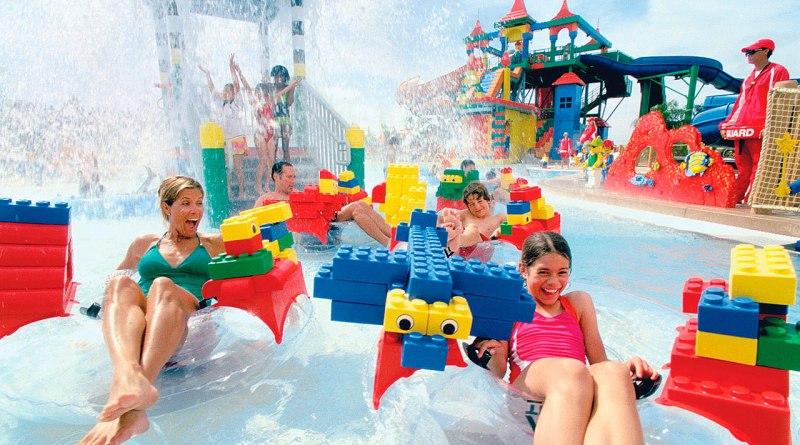 Legoland Water Park em Dubai