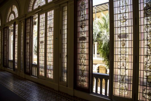 Galeria de los Vitrales - Casa Rosada - Buenos Aires