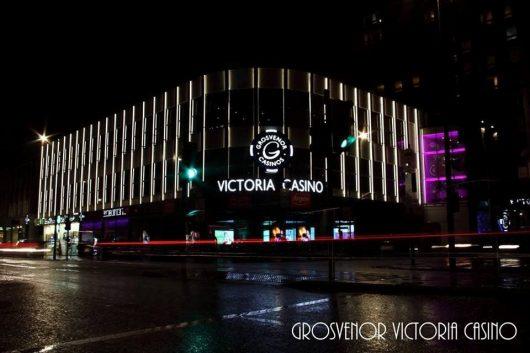 Grosvenor Victoria Cassino - Reino Unido