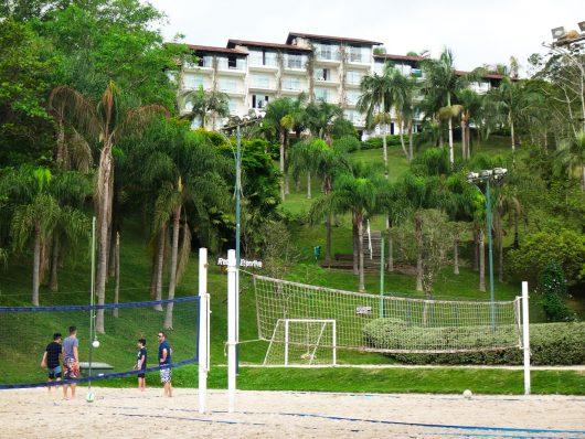 Estrutura do Fazzenda Park Hotel