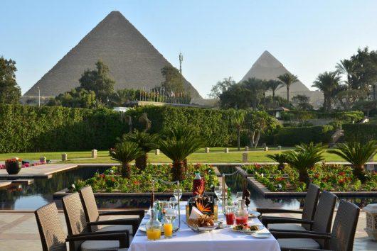 Mena House Hotel - Cairo - Egito
