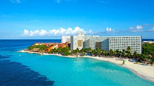 Pacote de lua de mel em Cancún