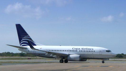 Aeronave Copa Airlines