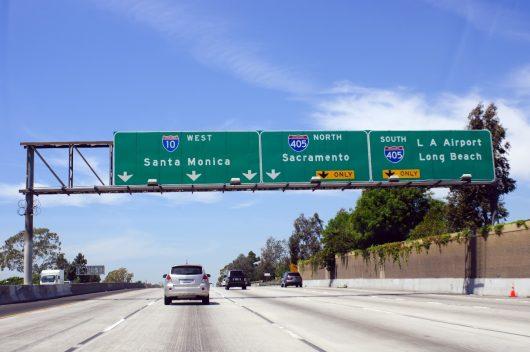 Aluguel de carro em Los Angeles