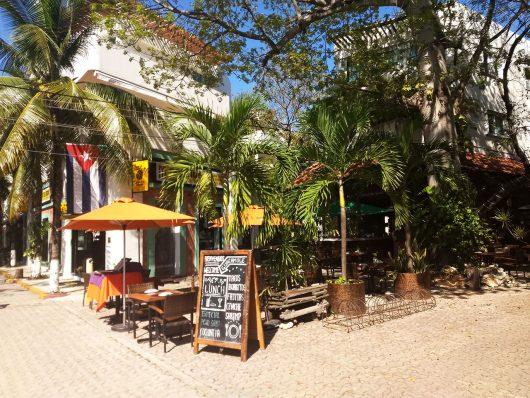Centro de Playa del Carmen