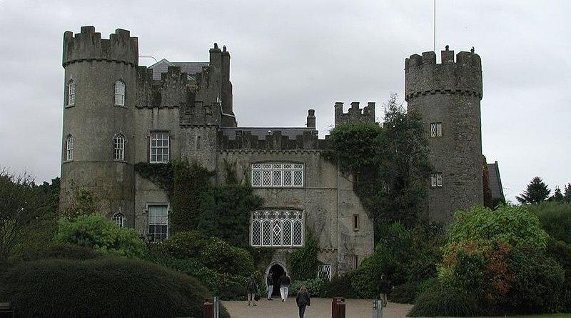 Castelo de Malahide - Irlanda