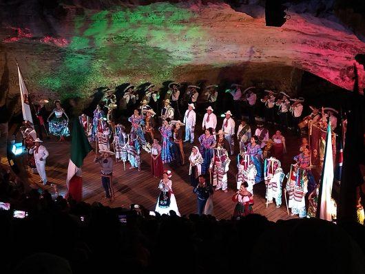 Show México Espetacular Xcaret
