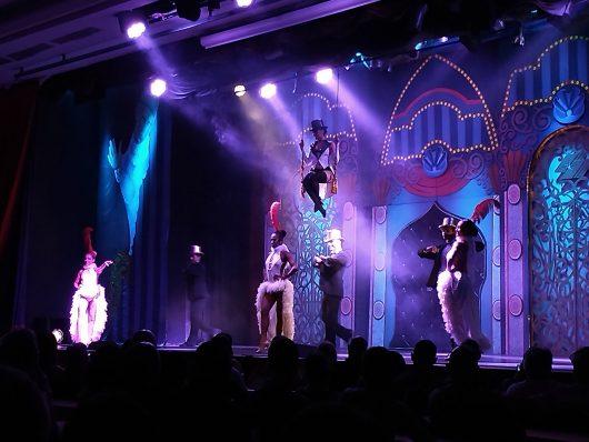 Show e entrenimento no Royal Solaris Cancun