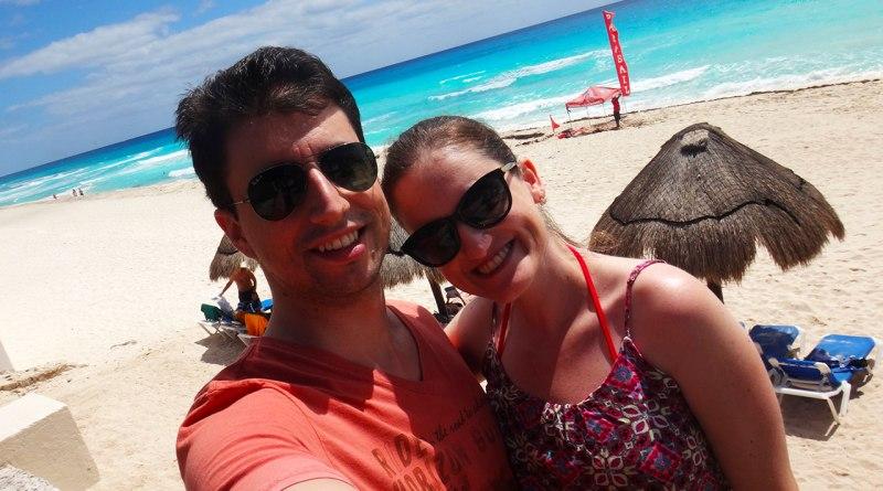 Viagem de lua de mel em Cancun