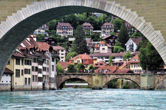Viagem para Berna na Suíça