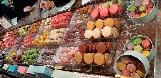 Macarrons em Paris