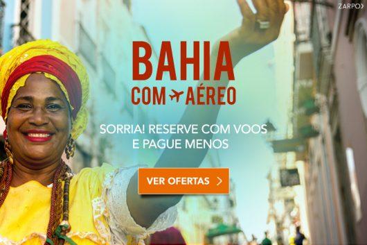 Promoção Bahia com Aéreo