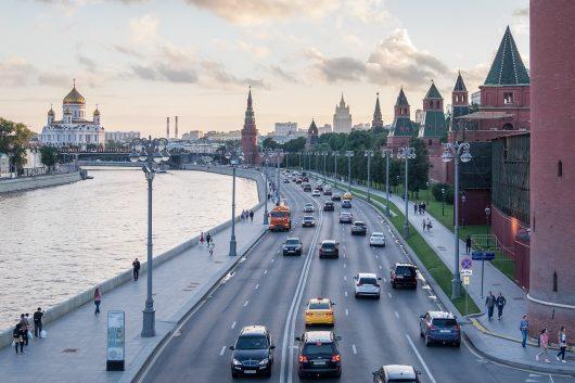 Viagem para a Rússia