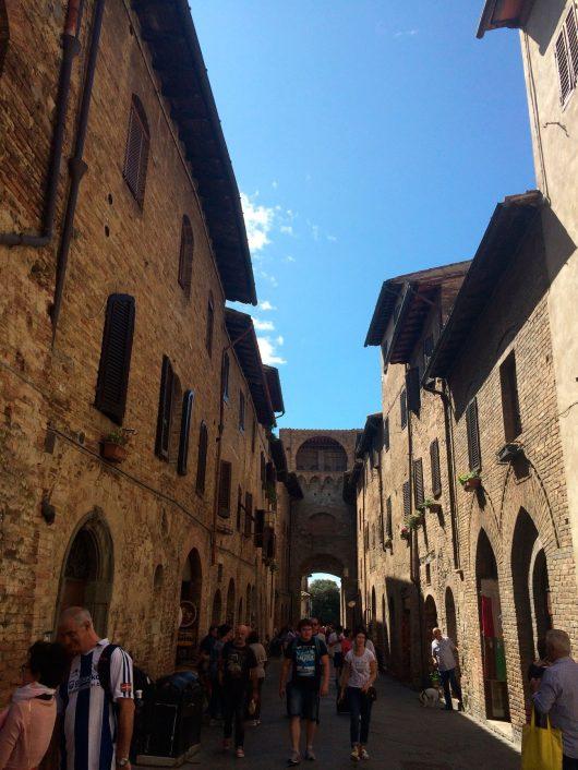 Vielas na Itália