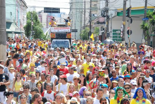 Blocos de rua Carnaval São Paulo