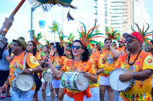 Blocos de rua de Carnaval em Fortaleza