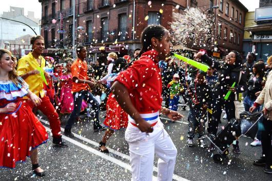 Carnaval na Espanha 2020